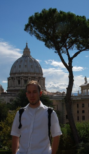 Vatican Gardens, The Holy See